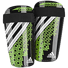 Buy Adidas Predator Lite Shin Pads, Black Online at johnlewis.com