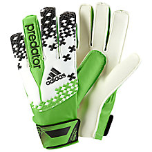Buy Adidas Predator Young Pro Goalkeeper Gloves Online at johnlewis.com
