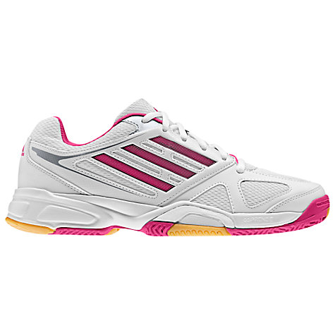 Buy Adidas Women's Opticourt Ligra Court Trainers Online at johnlewis.com