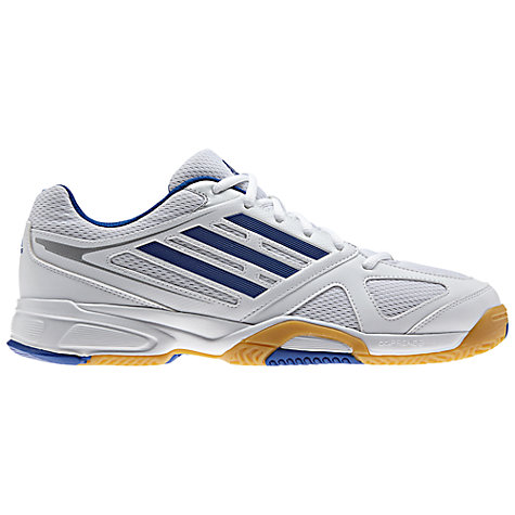 Buy Adidas Men's Opticourt Ligra Court Trainers Online at johnlewis.com