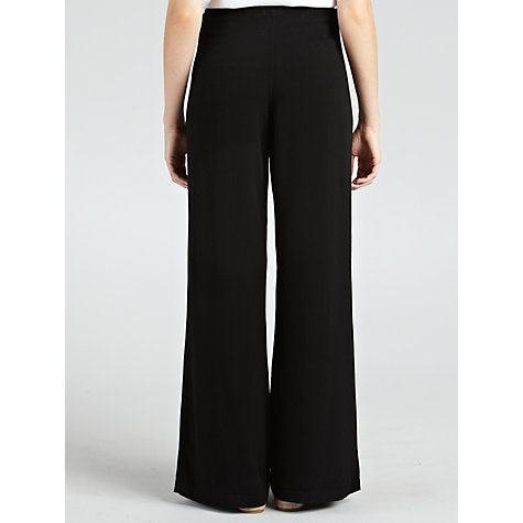 Buy Ghost Ellen Trousers, Black Online at johnlewis.com