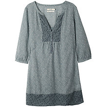 Buy Seasalt Du Porth Dress, Sylvan Seagreen Online at johnlewis.com
