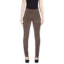 Buy Not Your Daughter's Jeans Corduroy Jeggings, Mink Online at johnlewis.com