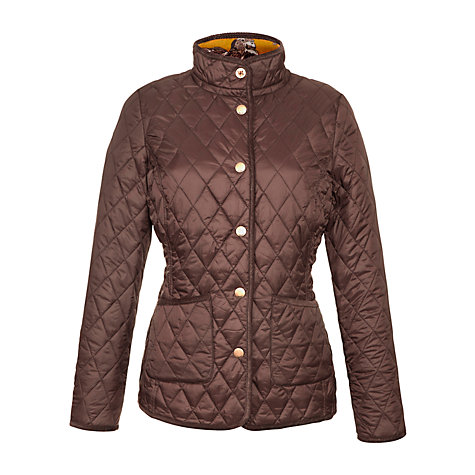 Buy Joules Oakwood Jacket, Brown Online at johnlewis.com