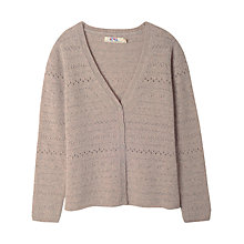 Buy Seasalt Solstice Cardigan, Aran Online at johnlewis.com