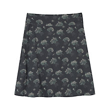 Buy Seasalt Skylark Skirt, Lacey Hydrangea Granite Online at johnlewis.com