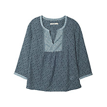 Buy Seasalt Trewinney Top, Sylvan Seagreen Online at johnlewis.com