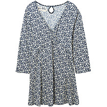 Buy Seasalt Tingle Tunic, Birds Granite Online at johnlewis.com