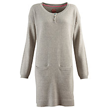 Buy Joules Christa Tunic Dress, Grey Lurex Online at johnlewis.com