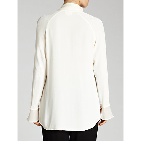 Buy Ghost Lily Blouse, Winter Cream Online at johnlewis.com