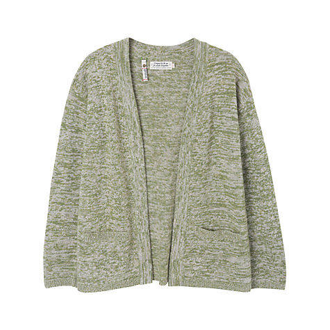 Buy Seasalt Chicory Cardigan, Tweed Samphire Online at johnlewis.com