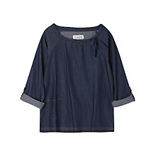 Buy Seasalt Rake Top, Sailor Online at johnlewis.com
