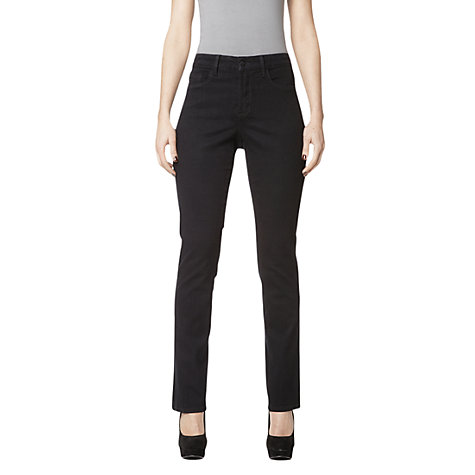 Buy Not Your Daughter's Jeans Skinny Embellished Jeans, Black Online at johnlewis.com