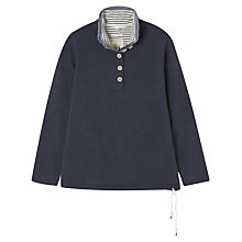 Buy Seasalt Bridge Sweatshirt Online at johnlewis.com