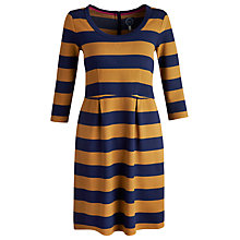 Buy Joules Daphne Stripe Dress, Eden Stripe Online at johnlewis.com