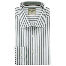 Buy Berwin & Berwin Butcher Stripe Shirt Online at johnlewis.com