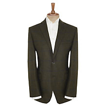 Buy Berwin & Berwin Windowpane Check Jacket Online at johnlewis.com