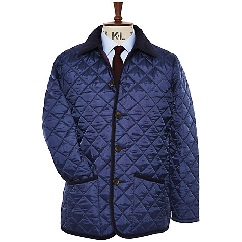 Buy Richard James Mayfair Quilted Jacket Online at johnlewis.com