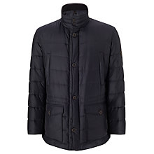 Buy Bugatti Techno Quilted Coat Online at johnlewis.com