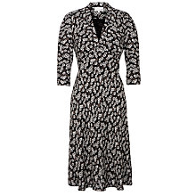 Buy Ghost Madeleine Mix Print Dress, Multi Online at johnlewis.com