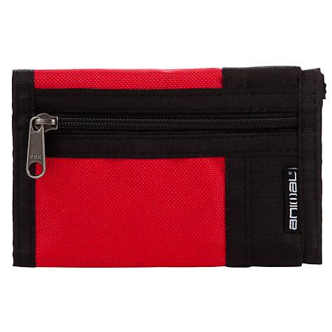 Buy Animal Rottnest Wallet, Red Online at johnlewis.com