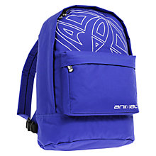 Buy Animal Lorenzo Backpack, Royal Blue Online at johnlewis.com