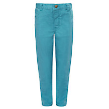 Buy John Lewis Boy Stretch Twill Jeans Online at johnlewis.com