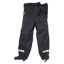 Buy Polarn O. Pyret Breathable Waterproofs, Black Online at johnlewis.com