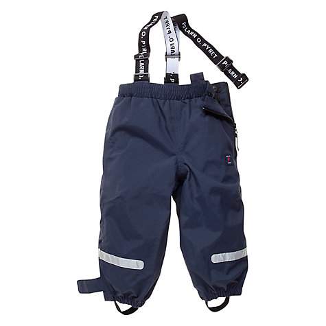 Buy Polarn O. Pyret Breathable Waterproofs, Navy Online at johnlewis.com