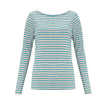 Buy John Lewis Capsule Collection Dotty Stripe Top Online at johnlewis.com