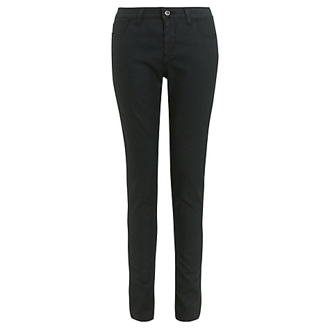 Buy Kin by John Lewis Coated Skinny Jeans Online at johnlewis.com