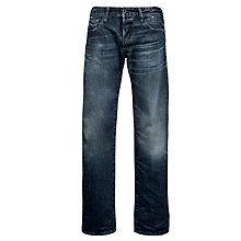 Buy Replay Lenrick Slim-Fit Jeans, Blue Online at johnlewis.com