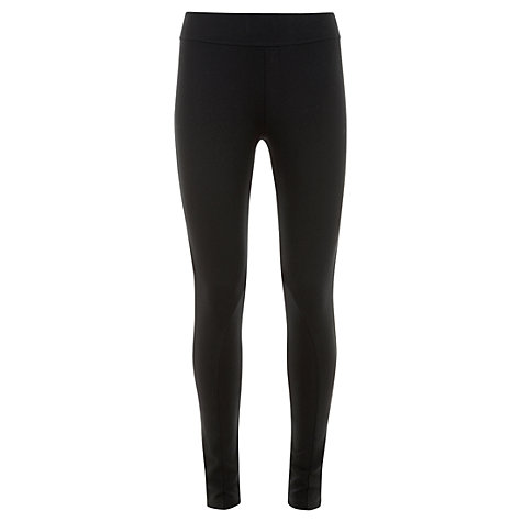 Buy Mint Velvet Jodhpur Leggings, Black Online at johnlewis.com