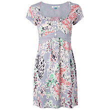 Buy White Stuff Summer Garden Dress, Dream Blue Online at johnlewis.com