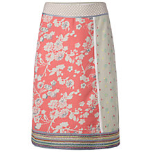 Buy White Stuff Moonbeam Skirt, Sweet Sorbet Online at johnlewis.com