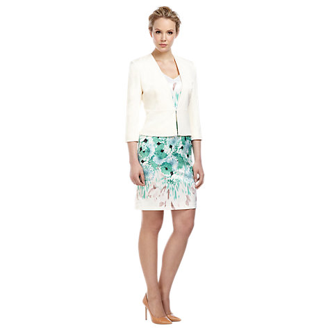 Buy Kaliko Tailored Jacket, Neutral Online at johnlewis.com