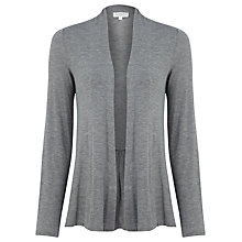 Buy Kaliko Jersey Cardigan, Grey Online at johnlewis.com