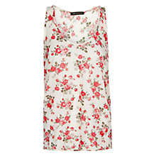 Buy Mango Floral Print Top Online at johnlewis.com