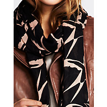 Buy Mint Velvet Rachel Print Scarf, Multi Online at johnlewis.com