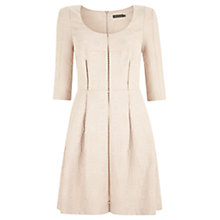 Buy Mint Velvet Jacquard Dress Online at johnlewis.com