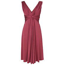 Buy Phase Eight Aria Dress, Rose Online at johnlewis.com