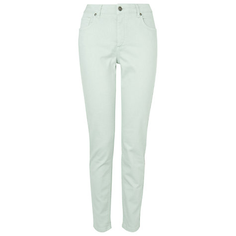 Buy Phase Eight Lexi Jeans, Seafoam Online at johnlewis.com