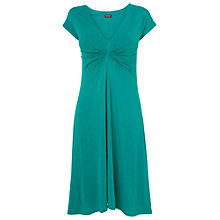 Buy Phase Eight Billy Jersey Dress, Lagoon Online at johnlewis.com