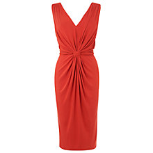 Buy Phase Eight Bonnie Grecian Dress, Tangerine Online at johnlewis.com