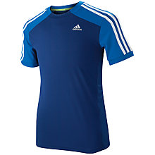 Buy Adidas Boy's Clima 365 Crew Neck T-Shirt Online at johnlewis.com