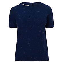 Buy Boutique by Jaeger Button Back T-Shirt Online at johnlewis.com