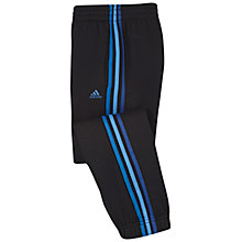 Buy Adidas Boy's Closed Hem Running Pants Online at johnlewis.com