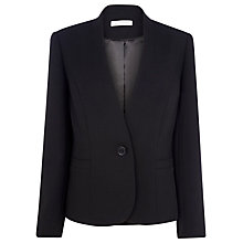 Buy Windsmoor Tailored Jacket, Black Online at johnlewis.com