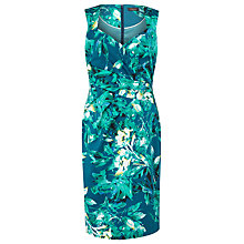 Buy Alexon Sweetheart Printed Dress Online at johnlewis.com