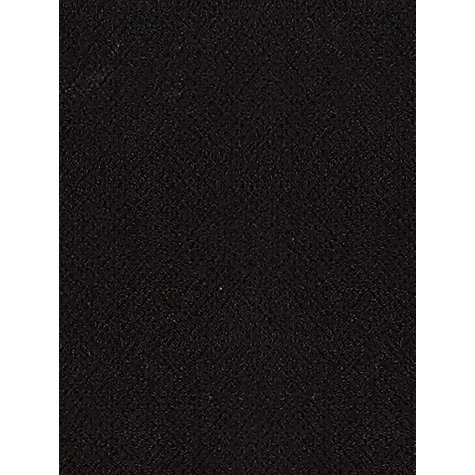 Buy Precis Petite Textured Skirt, Black Online at johnlewis.com